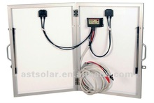 80WX2PCS Folding Solar Panel with PWM waterproof controller