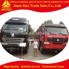 SINO HOWO 8*4 Dumper/ Tipper Truck For Sale