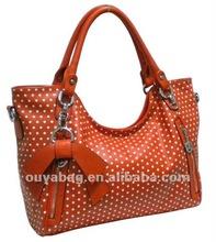 2013 fashion handbag,newest fashion lady shoulder bag,brand women bag guangzhou factory