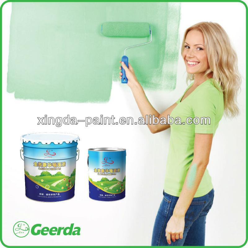 Geerda Luxury Interior Emulsion Wall Paint