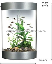 Round acrylic aquarium for sale for home & office