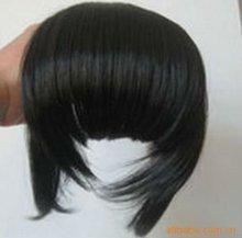 hair bangs --100% human hair piece