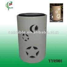 solar ceramic light enviroment protected