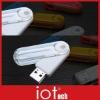Plastic Swivel USB Flash Drive 8GB Hot seller!!