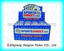 Custom Paper Advertising Poker