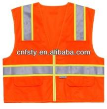 Hi Vis Refletive Safety Vest