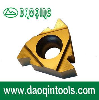 Partial profile 55angle carbide threading insert, carbide inserts, turning inserts, thread tools