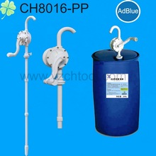 CH8016 -PP hand pump for acid/PP rotary manual drum pump