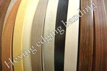 2012 high quality wood finish edge banding