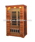 luxury finland wood sauna steam room