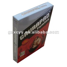 2012 Hot Sale folding paper box for packaging
