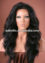stock order fast shipping virgin AAAA brazilian hair lace wig