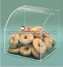 acrylic candy shaped box