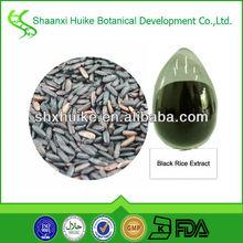 Natural Black Rice Extract Powder