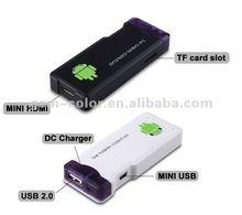 Gc802 Android 4.0 Mini PC TV Google Internet TV Dongle