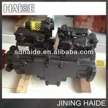 Pompe hydraulique pour hyundai, hyundai pelle pompe hydraulique, hyundai pompe principale pour r110- 7, r80- 7, r130lc- 5, r150w- 7, r150lc-7