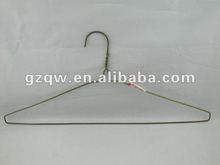 Top sale wholesale mini metal cheap wire hanger made in China Qianwan Displays