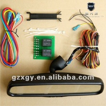 3.5INCH XGY car rearview mirror monitor for reversing for Audi,VW,Peugeot