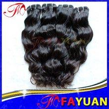 Beautiful and Popular Loose Body Wavy Good Quality!!! Weft Human Malaysian Hair
