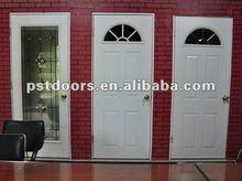 pvc barthroom door price, door inserts glsaa,steel glass door