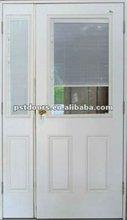 glass shower door, door and window, glass door inserts blinds