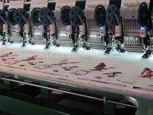 Pakistan Hot Selling 924 High Speed Multi Head Embroidery Machine