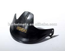 helmet peak Carbon material