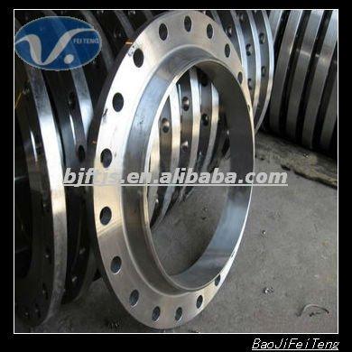 wholesale industrial mechanical asme titanium flange