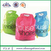 Colorful Recycled Polyester/Nylon Foldable Shopping Bag