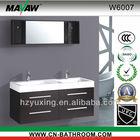 Modern Bathroom Furniture With Sliding Mirror Cabinet