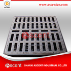 EN124 GGG500/7 Cast Iron trench drain grates and manhole cover