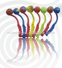 Dog rope toys pet products training rope rubber ball
