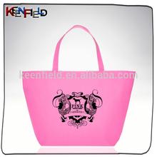 2014 Fashion non-woven promotional tote bag (CS-301428)