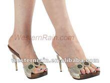 2012 New Model Slipper Sandal for Women