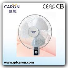office/shop/school plastic wall fan 16''