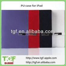 2013 hot sale new PU leather case for mini ipad