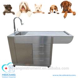 HK-CX1450 Stainless vet bath tub