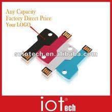 Mini Key Shped USB Flash Drive 2GB