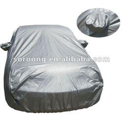 UV PEVA car cover folding car covers