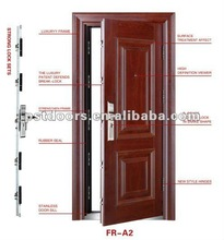 apartment door, safety door design in metal, interior door design 2012