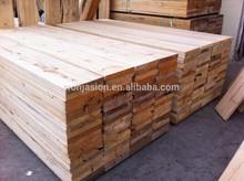 Customized Size !! Knoty Pinewood Timber