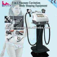 2012 Newest 5 in 1 vacuum cavitation slimming equipment