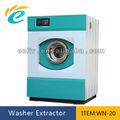 Industrial máquinas de lavar e secadores para lavandaria e Hotel e material escolar