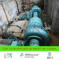 Generador de energía hidroeléctrica para centrales eléctricas