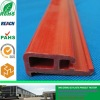 PVC Plastic extrusion profile, high glossy for interior decoration T-14