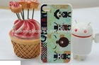 for Iphone 4/4S color carving art craft Protective cases for Iphone Different printting craft mobile cases