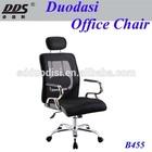 chrome base metal armrest high back mesh office chairs B455