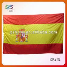 3x5 ft Polyester Texas Cowboys Spain National Flag