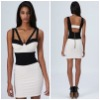 Sexy Double Strap Women Cocktail Dress DR1581