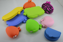 Fashional Silicone Coin Purse for Christmas Gifts